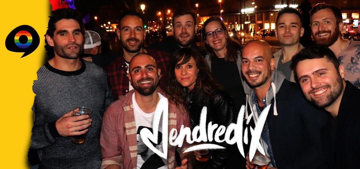 PHOTOS / 29 MAR / VendrediX –  Yan T / Organisé par: VendrediX /MercrediX